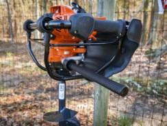 Comment creuser un puits avec une tarière thermique ?
